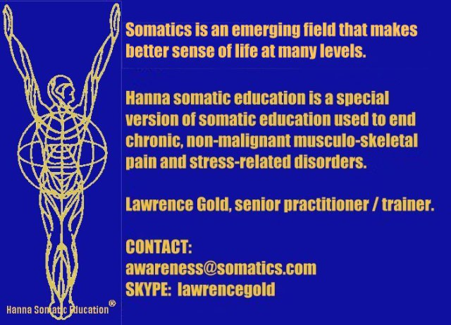 about somatic education