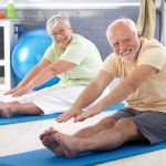 Exercises which strengthen bones and reduce fractures risk